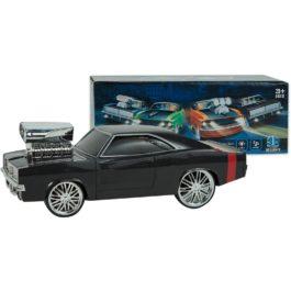 Gounaridis-DI Αυτοκίνητο Αμερικάνικο με κίνηση, φώτα και μουσική (NY996-B)