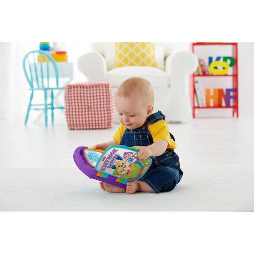 Fisher Price Παίζω Και Μαθαίνω - Εκπαιδευτικό Βιβλίο (FVT24)