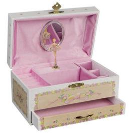 Goki Κουτί Μουσικής Ballerina Iv Με Συρτάρι (15348)