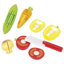 Goki Λαχανικά Με Velcro (51598)