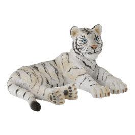 CollectA Λευκό Τιγράκι (ξαπλώνει) (88428)