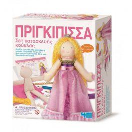 4M Κατασκευή Κούκλα – Πριγκίπισσα (2746/4M0076)
