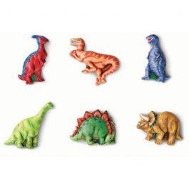 4M Κατασκευή Δεινόσαυροι Μαγνητακια/Καρφιτσα (3514/4M0049)