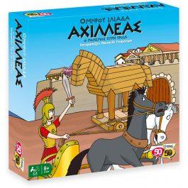 50/50 Games Αχιλλέας – Ο Πόλεμος Στην Τροία (505202)