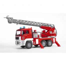 Bruder Πυροσβεστική MAN με καλάθι (BR002771)