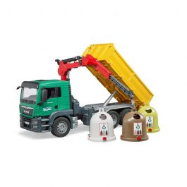 Bruder Απορριμματοφόρο MAN για ανακύκλωση (BR003753)