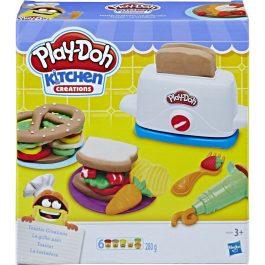 Hasbro Pd Play-Doh Toaster Creations (E0039)