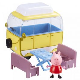 Giochi Preziosi Peppa Pig Οχηματάκια Με Φιγούρα (PPC15902)