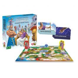 50/50 Games Οι 12 Θεοί Του Ολύμπου Επιτραπέζιο Παιχνίδι (505206)