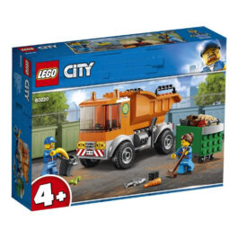 Lego City Απορριμματοφόρο (60220)