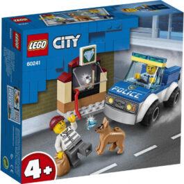 Lego City Μονάδα Αστυνομικών Σκύλων (60241)