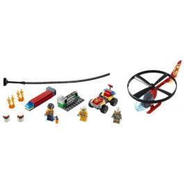 Lego City Ανταπόκριση Πυροσβεστικού Ελικοπτέρου (60248)