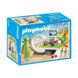 Playmobil Ακτινολογικό Τμήμα Κλινικής (6659)