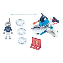 Playmobil Icebot Με Εκτοξευτή Δίσκων (6833)