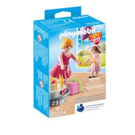 Playmobil Play & Give Νονά (70334)