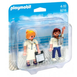 Playmobil Duo Pack Προσωπικό Κρουαζιερόπλοιου (9216)