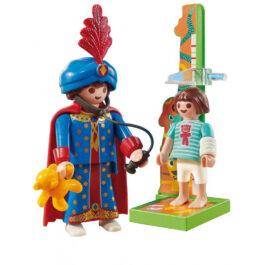 Playmobil Play & Give 2018, Μαγικός Παιδίατρος (9519)
