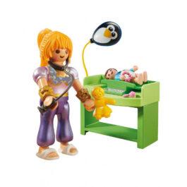 Playmobil Play & Give 2018, Μαγική Παιδίατρος (9520)