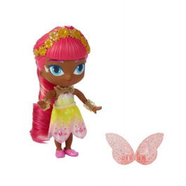 Fisher Price Fisher Price Shimmer & Shine Rainbow Minu Κούκλα (DLH55-FHN27)