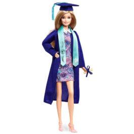 Mattel Barbie Ημέρα Αποφοίτησης Συλλεκτική Κούκλα (FJH66)