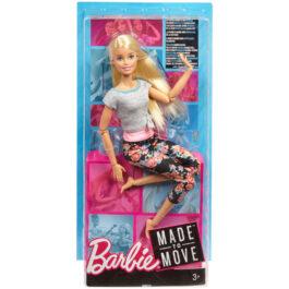 Mattel Barbie Αμέτρητες Κινήσεις (FTG80-FTG81)