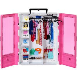 Mattel Barbie Fashionistas Ντουλάπα (GBK11)