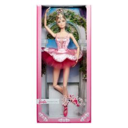 Mattel Barbie Ballet Wishes Ονειρεμένη Μπαλαρίνα Συλλεκτική Κούκλα (GHT41)