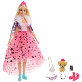 Mattel Barbie Μοντέρνα Πριγκίπισσα (GML76)