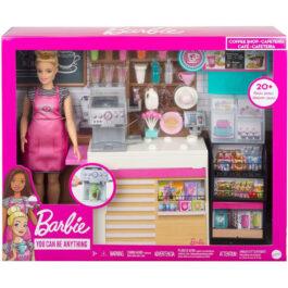 Mattel Barbie Καφετιέρα (GMW03)