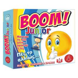 Argy Toys Επιτραπέζιο Boom Junior (0110-1)