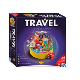 ΕΠΑ Επιτραπέζιο Travel Γνώσεων Κόσμος (03-206)