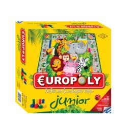 ΕΠΑ Επιτραπέζιο Europoly Junior (03-211)