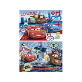 Clementoni Παζλ 2X20 Τεμάχια Disney Cars (1200-24699)