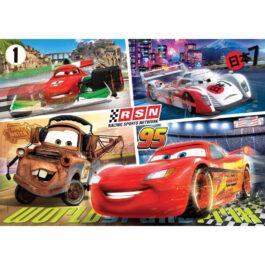 Clementoni Παζλ 60 Τεμάχια Super Color Disney Cars (1200-26953)
