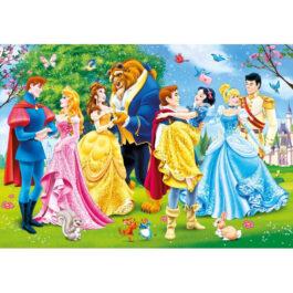 Clementoni Παζλ 104 Τεμάχια Maxi S.C. – A Princess Follow Her Heart (1210-23656)