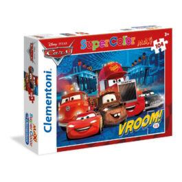 Clementoni Παζλ 104 Τεμάχια Maxi Disney Cars (1210-23669)