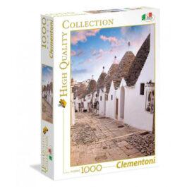 Clementoni Παζλ 1000 Τεμάχια Πόλη Alberobello (1220-39450)