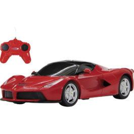 Jamara-Rastar Τηλεκατευθυνόμενο Ferrari LaFerrari 1:24 Κόκκινο 40MHz (404521)