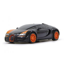 Jamara-Rastar Τηλεκατευθυνόμενο Bugatti GrandSportVitesse 1:24 Μαύρο 40MHz (404551)