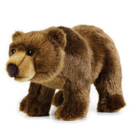 National Geographic Λούτρινο Αρκούδα Καφέ 30εκ (770740)