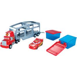 Mattel Disney Cars Νταλίκα Του Μακ Με Δεξαμενή Αλλαγής Χρώματος (CKD34)