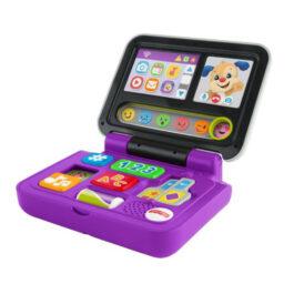 Fisher Price Εκπαιδευτικό Laptop (FXK48)