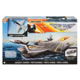 Mattel Matchbox Top Gun Αεροπλανοφόρο (GNN28)