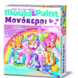 4M Κατακευή Μονόκεροι Μαγνητάκια – Καρφίτσα (4708/4M0503)