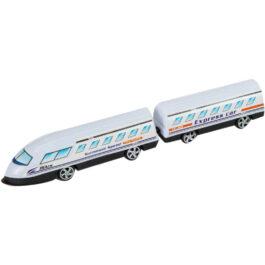 Gounaridis-DI Φρίξιον Τρένο Με Βαγόνι Σε 2 Χρώματα (GX412-8)