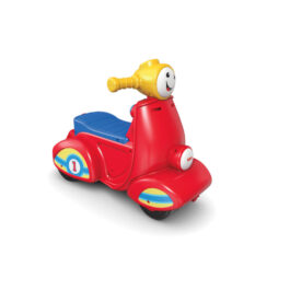 Fisher Price Εκπαιδευτικό Scooter Smart Stages (DHN78)