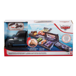 Mattel Cars Νταλίκα Που Ανοίγει Μαύρη (FRJ07-GPD93)