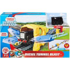 Fisher Price Τόμας – Ανατίναξη Στο Τούνελ Με Τον Diesel (GHK73)