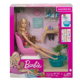 Barbie Wellness – Ινστιτούτο Μανικιούρ (GHN07)