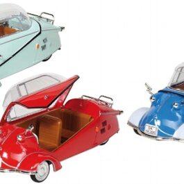 Goki Messerschmitt Cabin Scooter KR 200 (1957) 1:18 (12091)
